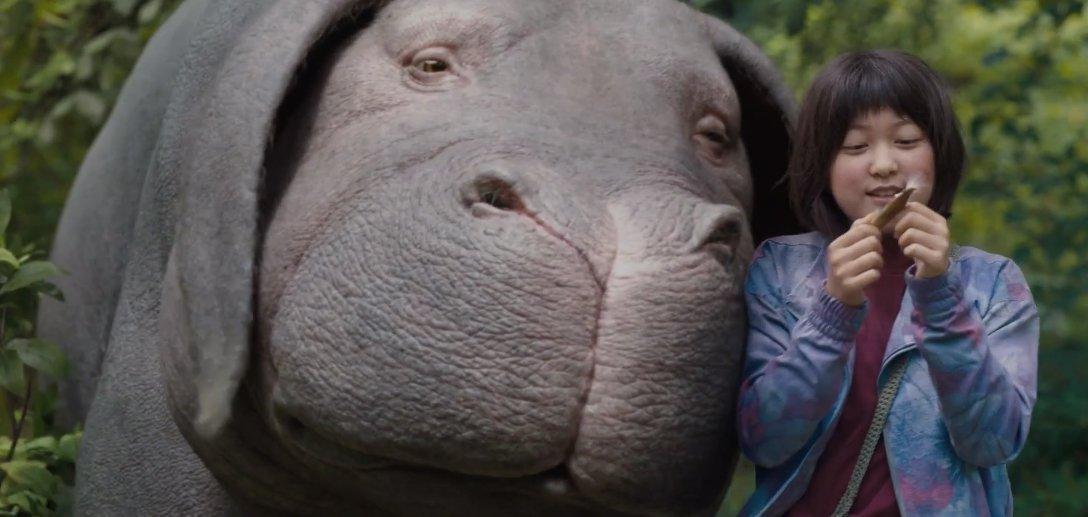 My Dear Okja